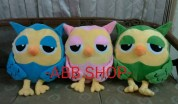 Boneka Owl Roumang The Heirs